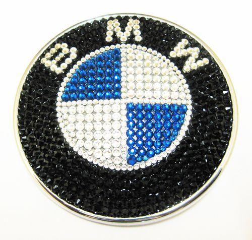 Эмблема BMW Swarovski