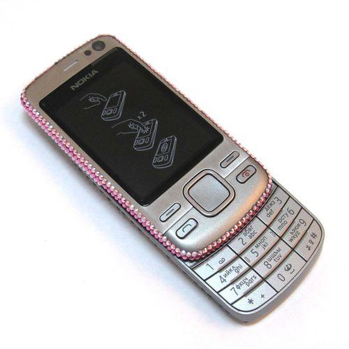 Телефоны со стразами Сваровски